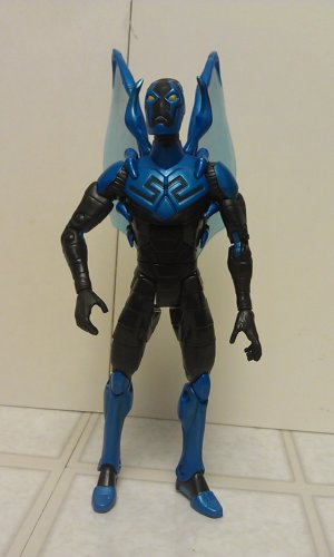 DC Universe Classics Wave 13 Modern Blue Beetle (loose)