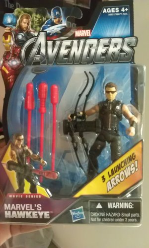 "Avengers 4"" Movie Series Marvel's Hawkeye"