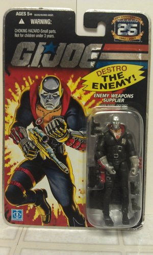 G.I Joe 25th Anniversary Destro
