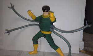 "Spider-Man Origins 8"" Doc Ock"