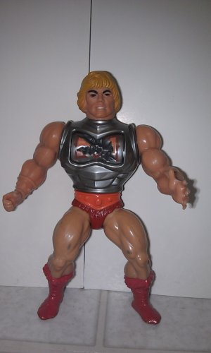Masters of the Universe Battle Armor He-Man
