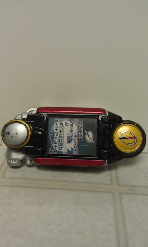 Power Rangers Operation Overdrive Overdrive Tracker