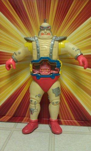 "Teenage Mutant Ninja Turtles 11"" Krang Robot Body w/Krang"