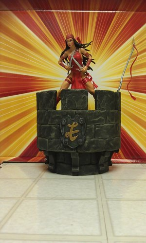 Marvel Select Elektra