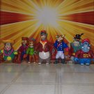 Disney Afternoon Tale Spin Figure Set