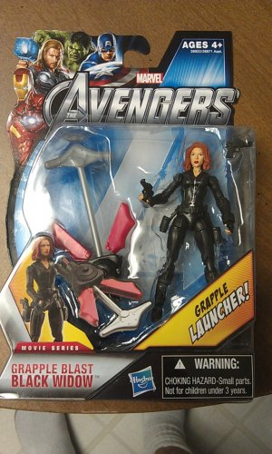 "Avengers 4"" Movie Series Black Widow"