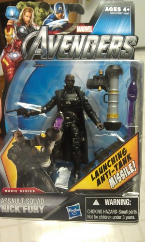 "Avengers 4"" Movie Series Nick Fury"