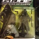 G.I. Joe: Rise of Cobra Paris Pursuit Snake Eyes