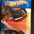Hot Wheels Arkham Asylum Batmobile