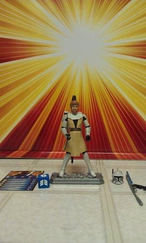 Star Wars Clone Wars Obi-Wan Kenobi