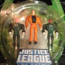 SDCC 2011 Justice League Unlimited Green Lantern Origins 3-Pack