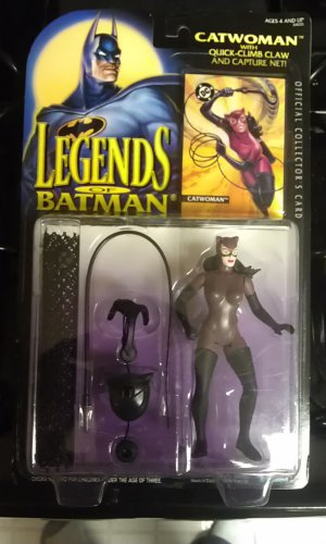 Legends of Batman Catwoman
