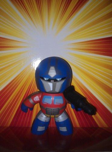 Mighty Muggs Transformers Optimus Prime