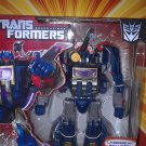 Transformers Generations Fall of Cybertron Voyager Class Soundwave w/Laserbeak