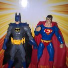 DC Superheroes Batman & Superman Set