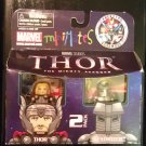 Thor Movie Exclusive Minimates Mini Figure 2Pack Thor Destroyer