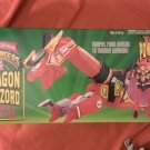 Mighty Morphin Power Rangers Deluxe Red Dragon Thunderzord