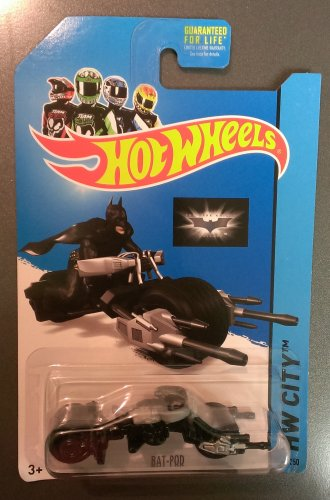 Hot Wheels Bat-Pod