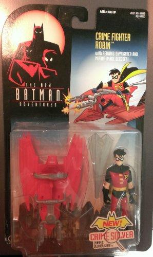 New Batman Adventures Crime Fighter Robin