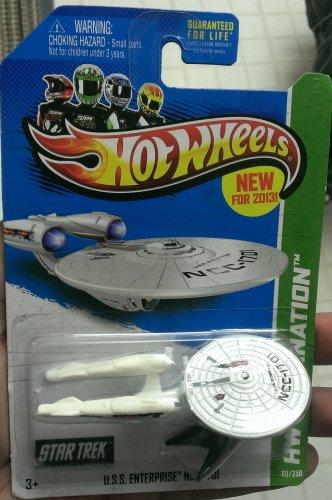 Hot Wheels Star Trek U.S.S. Enterprise NCC-1701