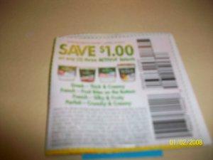 (10) $1/3 Activia Selects