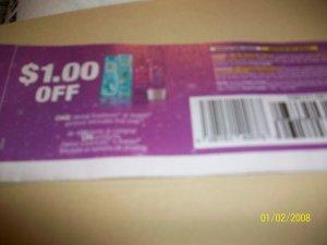 10 - $1/1 Herbal Essemces  or Aussie Product