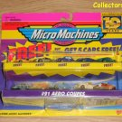 Micro Machines Celebrating 10 Years #21 Aero Coupes