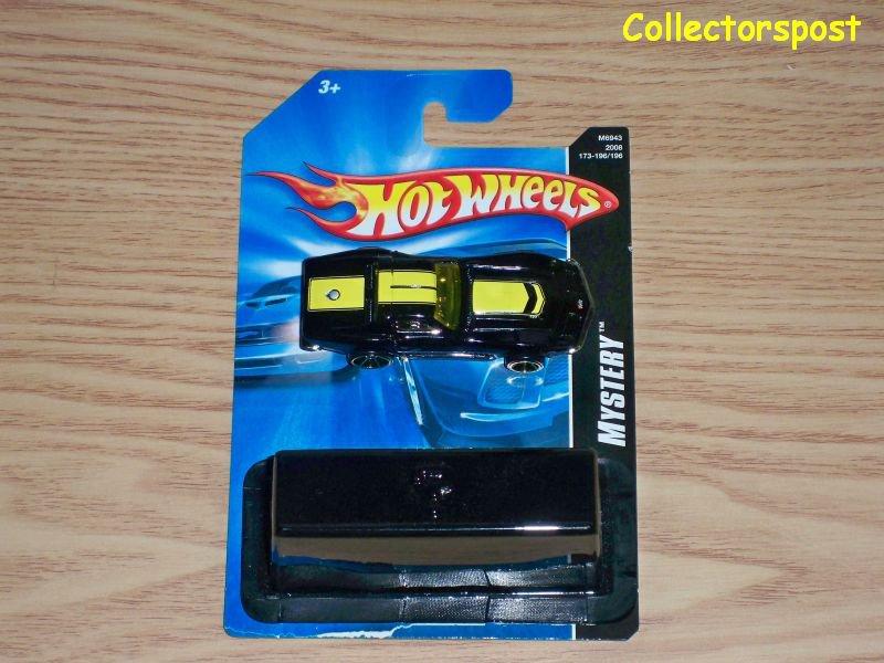 Hot Wheels 2008 Mystery '69 Corvette