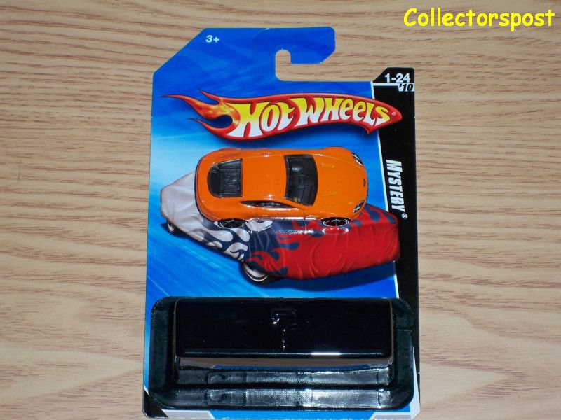 Hot Wheels 2010 Mystery Aston Martin V8 Vantage