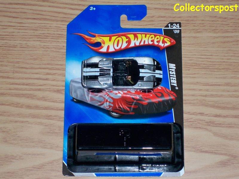 Hot Wheels 2009 Mystery Ford GTX1