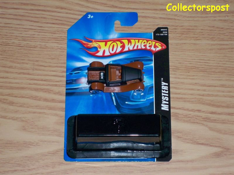 Hot Wheels 2008 Mystery Hooligan