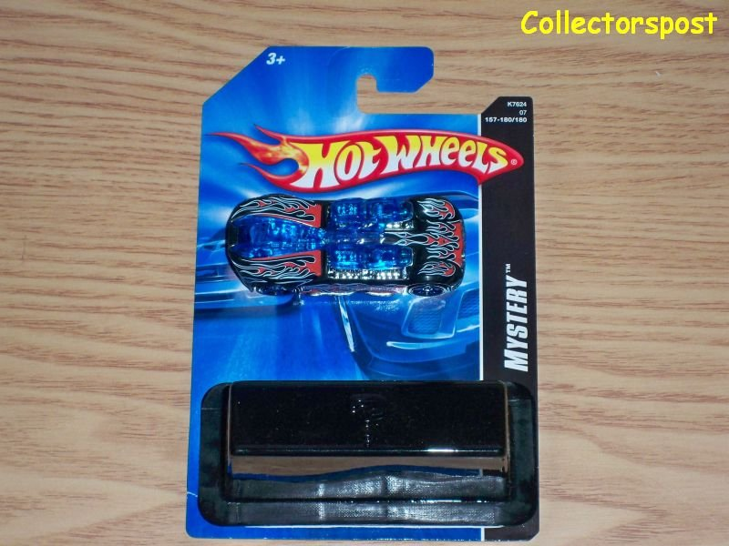 Hot Wheels 2007 Mystery What-4-2