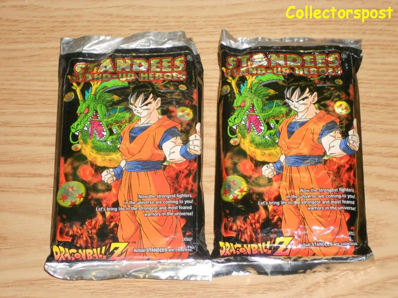 Dragon Ball Z Standees Stand-Up Heroes