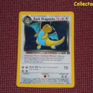 Pokemon Team Rocket Set Unlimited Dark Dragonite Holo