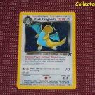 Pokemon Team Rocket Set Unlimited Dark Dragonite Holo