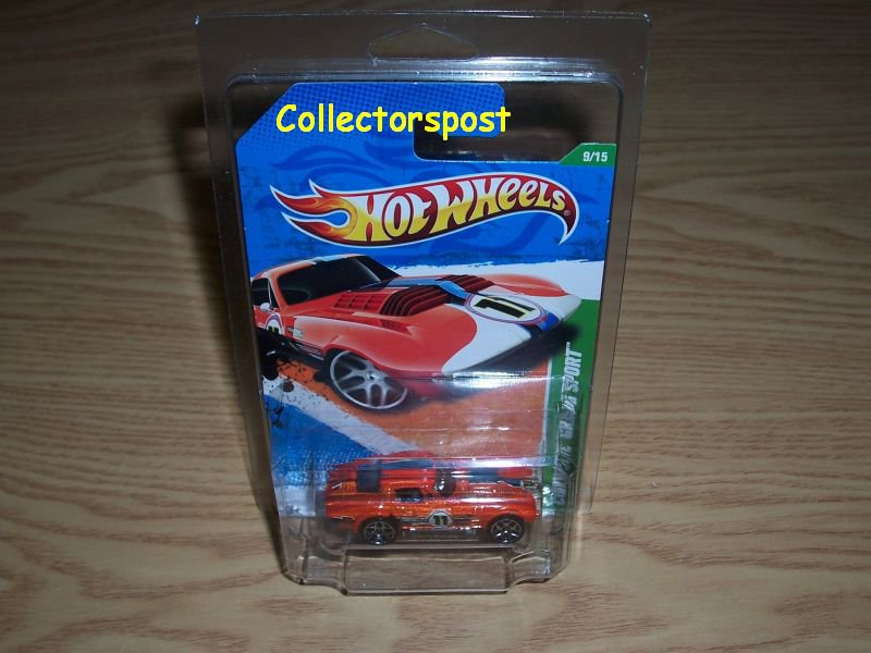 Hot Wheels Treasure Hunt 2011 Corvette Grand Sport 9/15