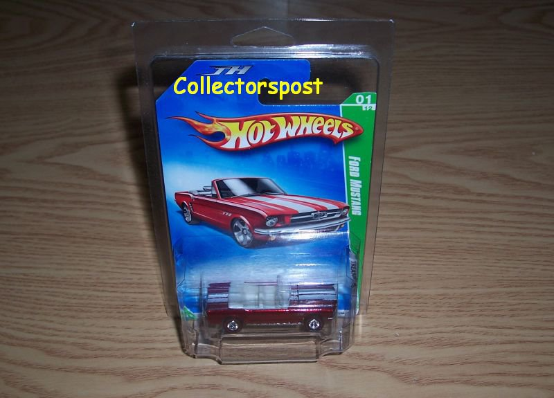 Hot Wheels Treasure Hunt 2010 Ford Mustang 1/12