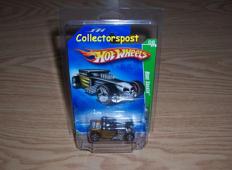 Hot Wheels Treasure Hunt 2010 Bone Shaker 8/12