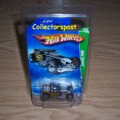 Hot Wheels Treasure Hunt 2010 Bone Shaker 8/12