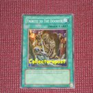 Yu Gi Oh Tribute to the Doomed Metal Raiders 1st edition Super Rare