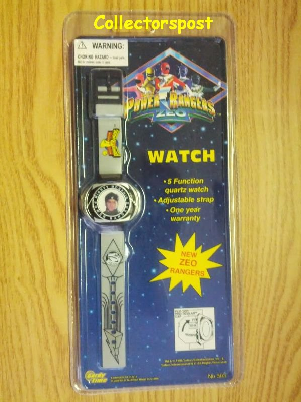 Power Rangers Watches