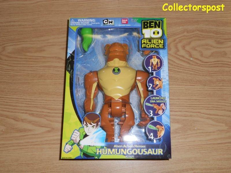 Ben 10 Alien Action Heroes Humungousaur