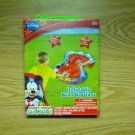 Disney Mickey Mouse Inflatable Bean Bag Toss