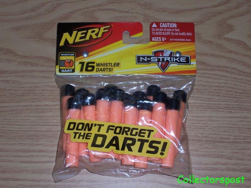Nerf N-Strike 16 Whistler Darts