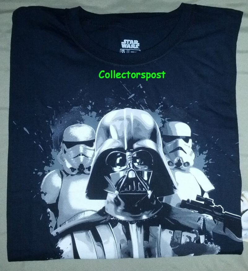 Star Wars Darth Vader Men's size Extra Large T-shirt
