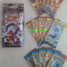 Pokemon Gears of Fire Deck with booster packs bundle