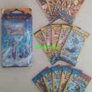 Pokemon Bright Tide Deck with booster packs bundle