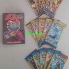 Pokemon Team Rocket Trouble Deck with booster packs bundle