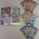 Pokemon Keldeo vs Rayquazq Deck with booster packs bundle