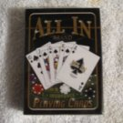 All In playing Cards